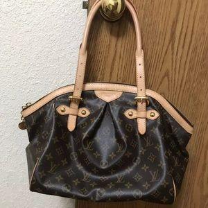 Authentic LV Tivoli GM shoulder bag